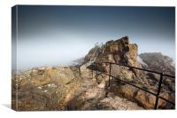 North Berwick coast, Canvas Print