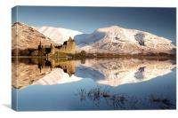 Loch Awe, Canvas Print