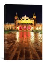 Kelvingrove Art Gallery and Museum , Canvas Print