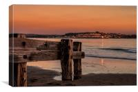 Crow Point, Canvas Print
