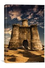 Tower of Babel, Canvas Print