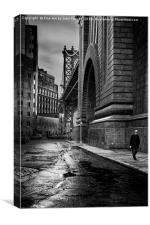 There are Giants, Canvas Print