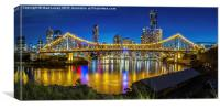Story Bridge- Brisbane Queensland, Canvas Print