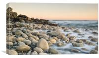 Rocks of Ope, Canvas Print
