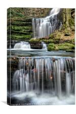 Scaleber Force Steps, Canvas Print