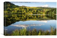 Rydal Afternoon, Canvas Print
