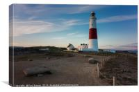 Portland Bill Lighthouse, Canvas Print