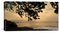 Morning in Dingle, Canvas Print