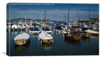 Moorings, Canvas Print