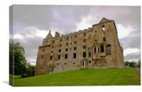 Linlithgow Palace, Canvas Print
