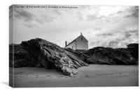 The Old Lifeboat Station, Canvas Print