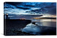 Chanonry Point Inverness Sunrise, Canvas Print