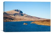 The Old Man of Storr, Canvas Print