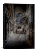 THE CHAPEL, Canvas Print