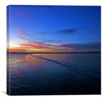Sunrise, Canvas Print