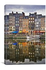 Honfleur, France, Canvas Print