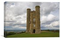 Broadway Tower,Worcecestershire, UK, Canvas Print