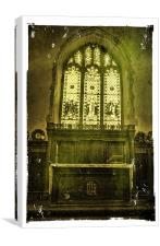 Holy Of Holies, Canvas Print