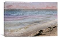 Great South Bay, Canvas Print