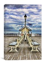 End Of The Pier Show, Canvas Print