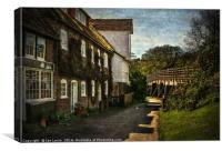 Goring on Thames Watermill, Canvas Print