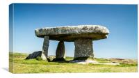 lanyon quoit, Canvas Print
