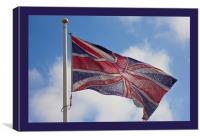 Union Jack, Canvas Print