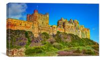 Northumbrian Majesty, Canvas Print