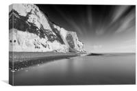 White Cliffs of Dover, Canvas Print