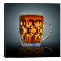 The Holy Ale, Canvas Print