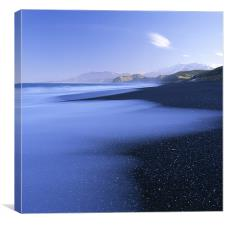 Kekerengue, Kaikoura, New Zealand, Canvas Print