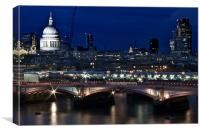From OXO, Canvas Print