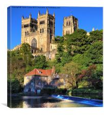 Durham Cathedral - 02, Canvas Print