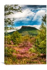 Roseberry Topping - 02, Canvas Print