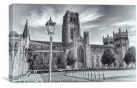 Durham Cathedral - SFX 03, Canvas Print
