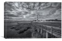 Bodie Island Lighthouse II, Canvas Print