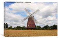 Thaxted Windmill, Canvas Print