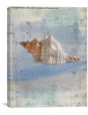 Songs of the Sea, Canvas Print