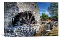 The Mill, Canvas Print