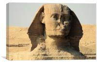 Great Sphinx of Giza, Canvas Print