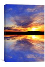 reflect on this2, Canvas Print