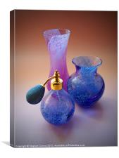 Still Life with Atomizer, Canvas Print