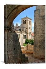 Church of Annunciation, Canvas Print