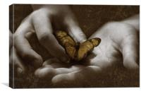 The Butterfly Effect, Canvas Print