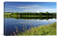 Ulley Country Park, Canvas Print