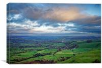 Hope Valley View                               , Canvas Print
