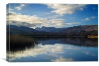 Elter Water Reflections                     , Canvas Print