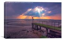 West Kirby, Canvas Print