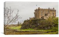 Dunvegan Castle, Canvas Print