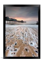 Southwold Dawn, Framed Print